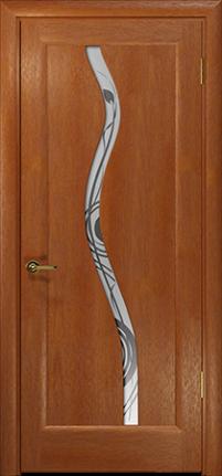 Арт Деко Элегант Лютэа–Z красное дерево ПО с рисунком «Фантазия»