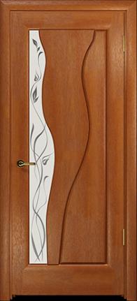 Арт Деко Элегант Нобилта красное дерево ПО с рисунком «Канна»