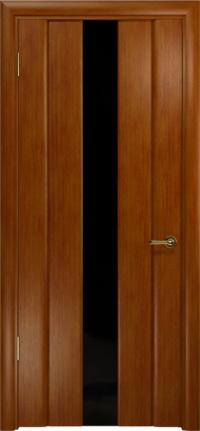 Арт Деко Стайл Амалия-1 анегри темный триплекс черный