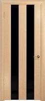Арт Деко Стайл Амалия-2 беленый дуб триплекс черный