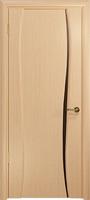 Арт Деко Стайл Лиана-1 беленый дуб триплекс тонированный