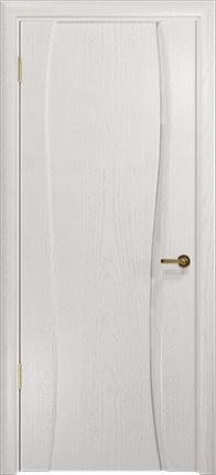 Арт Деко Стайл Лиана-1 ясень белый триплекс кипельно белый