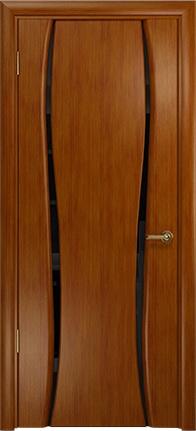 Арт Деко Стайл Лиана-2 анегри темный триплекс черный