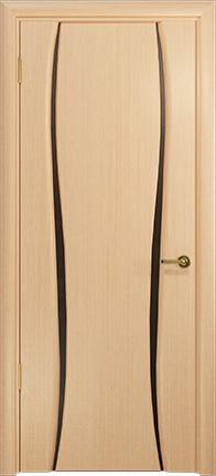 Арт Деко Стайл Лиана-2 беленый дуб триплекс тонированный
