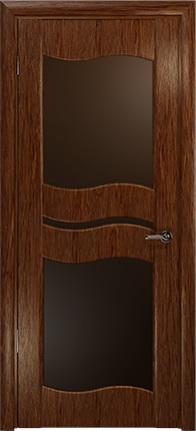 Арт Деко Стайл Луника-6 сукупира стекло тонированное