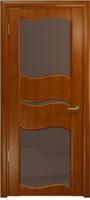 Арт Деко Стайл Луника-6 анегри темный стекло тонированное