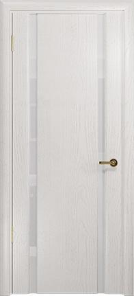 Арт Деко Стайл Спация-2 ясень белый триплекс кипельно белый