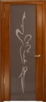 Арт Деко Стайл Спация-3 анегри темный триплекс тонированный с рисунком