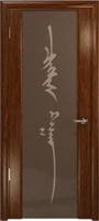 Арт Деко Стайл Спация-3 сукупира триплекс тонированный с рисунком «Чингизхан»