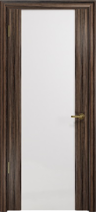 Арт Деко Стайл Спация-3 эбен триплекс белый