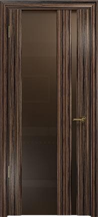 Арт Деко Стайл Спация-5 эбен триплекс тонированный