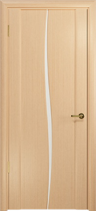 Арт Деко Стайл Спация Лепесток беленый дуб триплекс белый