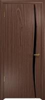 Арт Деко Стайл Вэла-1 орех американский триплекс черный