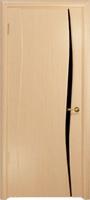 Арт Деко Стайл Вэла-1 беленый дуб триплекс черный