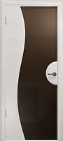 Арт Деко Стайл Ветра-1 ясень белый триплекс тонированный