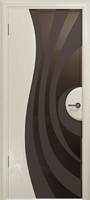 Арт Деко Стайл Ветра-1 аква триплекс мокко с рисунком