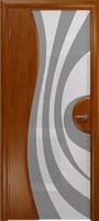 Арт Деко Стайл Ветра-1 анегри темный триплекс белый с рисунком