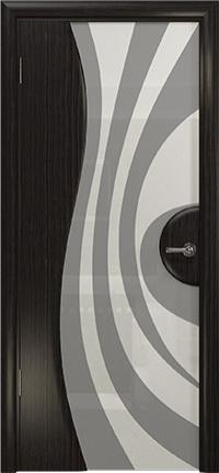 Арт Деко Стайл Ветра-1 фуокко триплекс белый с рисунком