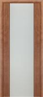 Interne Porte Глора ПО Дуб 01 стекло «Белый триплекс»