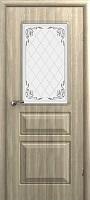 Престиж Barocco Кардинал ПО стекло белое матированное
