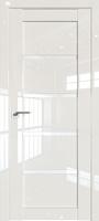 ProfilDoors 2.09L ПО магнолия люкс стекло триплекс белый
