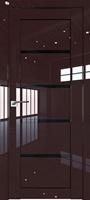 ProfilDoors 2.09L ПО терра стекло триплекс черный