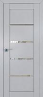 ProfilDoors 2.09U ПО манхэттен стекло прозрачное