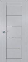 ProfilDoors 2.11U ПО манхэттен стекло прозрачное