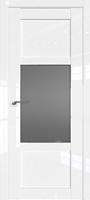 ProfilDoors 2.15L ПО белый люкс стекло графит