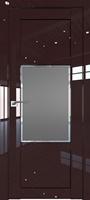 ProfilDoors 2.15L ПО терра стекло square графит