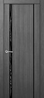 Triplex Doors Europa Европа 1 Plus с рисунком ПО стекло триплекс черный
