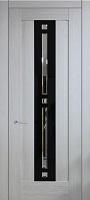 Triplex Doors Italy Италия 12 ПО стекло триплекс черный фацет
