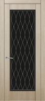 Triplex Doors Italy Италия 7 ПО стекло триплекс черный