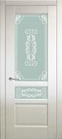 Triplex Doors Venice Венеция 3 ПО стекло триплекс белый