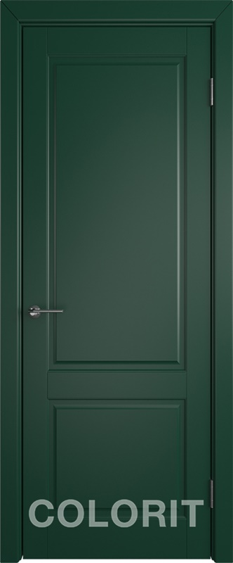 Мирра COLORIT К1 ПГ зеленая эмаль