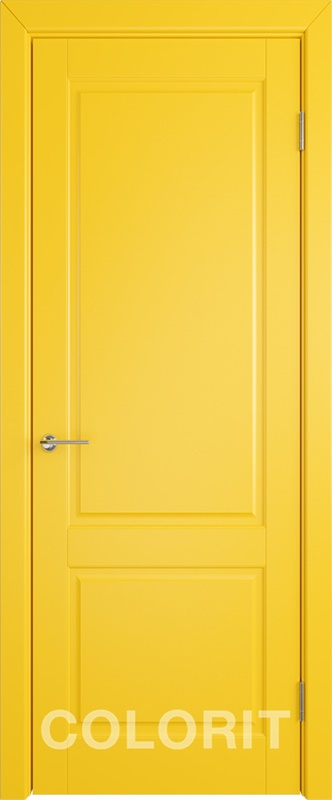 Мирра COLORIT К1 ПГ желтая эмаль