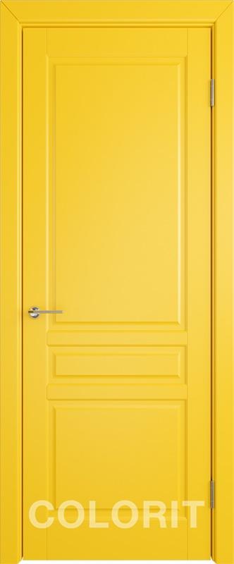 Мирра COLORIT К2 ПГ желтая эмаль