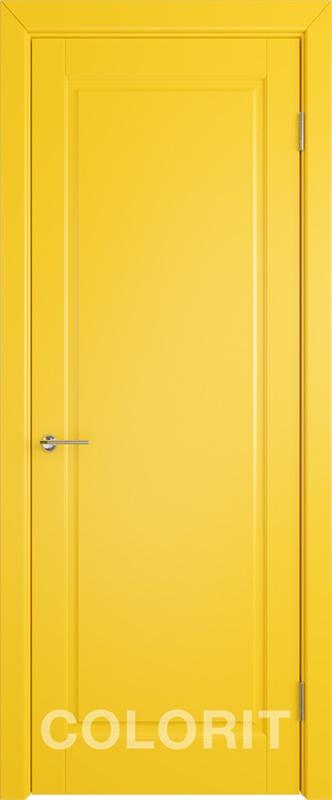Мирра COLORIT К3 ПГ желтая эмаль