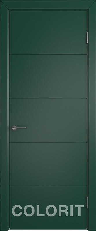 Мирра COLORIT К4 ПГ зеленая эмаль