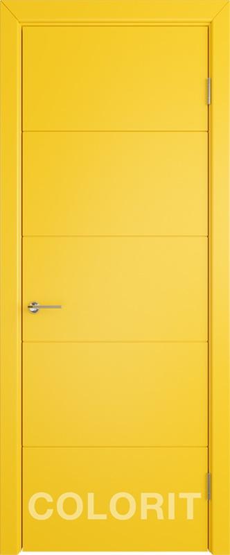 Мирра COLORIT К4 ПГ желтая эмаль