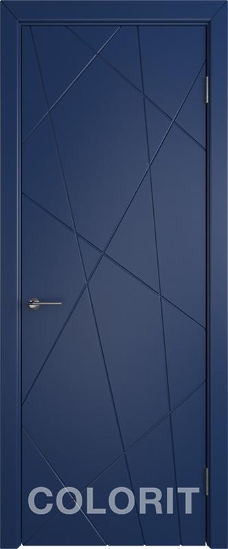 Мирра COLORIT К5 ПГ синяя эмаль
