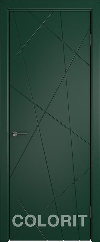 Мирра COLORIT К5 ПГ зеленая эмаль