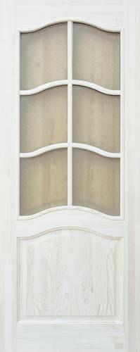 Мирра Модель 7 ПО неокрашенная стекло матовое