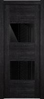 Status Versia 221 венге пепельный стекло лакобель черное