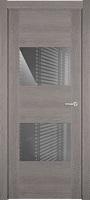 Status Versia 221 дуб серый стекло лакобель серое