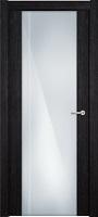 Status Futura 331 венге пепельный стекло каленое 8мм с вертикальной гравировкой