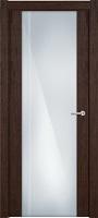 Status Futura 331 орех стекло каленое 8мм с вертикальной гравировкой
