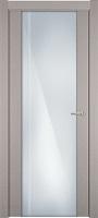 Status Futura 331 дуб белый стекло каленое 8мм с вертикальной гравировкой
