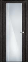 Status Futura 331 дуб патина стекло каленое 8мм с вертикальной гравировкой