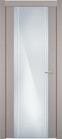 Status Futura 332 дуб белый стекло каленое 8мм с вертикальной гравировкой